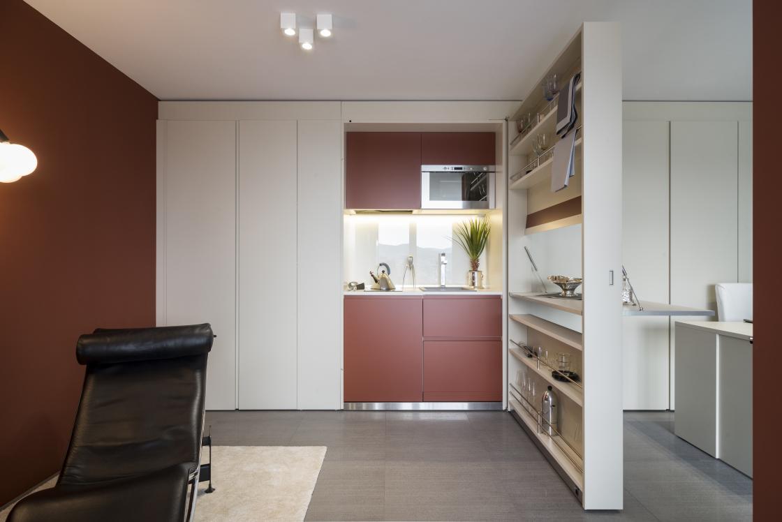Trasformare Un Garage In Abitazione come trasformare un garage in una (mini) abitazione | clei