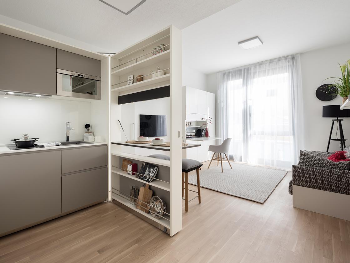 Come Arredare Una Cameretta Rettangolare come ricavare una stanza in più con soluzioni multiuso | clei