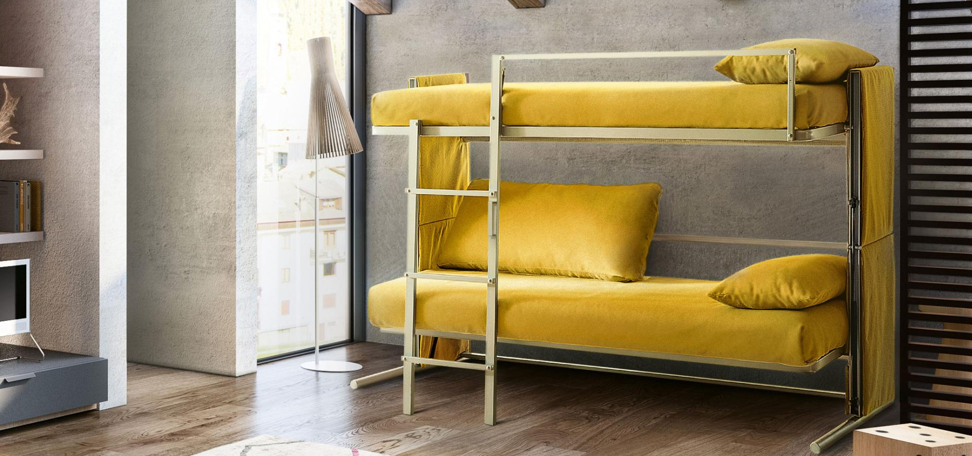 Enjoyable Practical Bunk Bed With Slatted Bed Base In One Simple Uwap Interior Chair Design Uwaporg